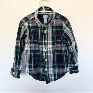 Baby Gap Dress shirt button down